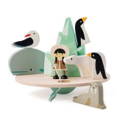 Balance en bois - Cercle polaire Tender Leaf Toys