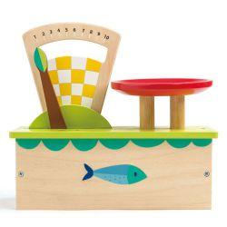 Balance du marché en bois Tender Leaf Toys