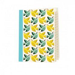 Carnet A6 (10 x 15 cm) Love Birds