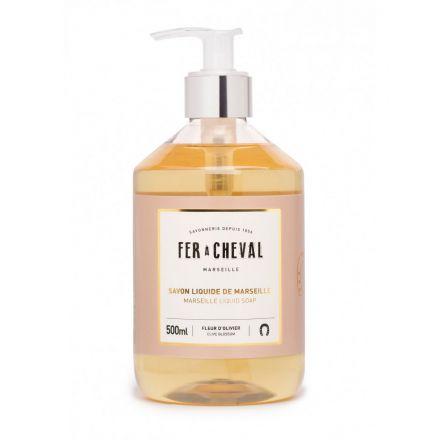 Savon liquide parfumé - 500 ml - Fleur d'olivier