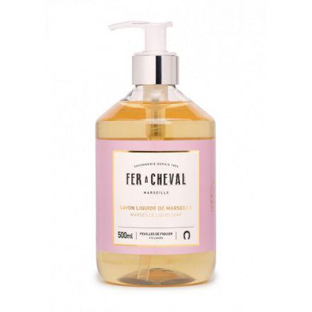 Savon liquide parfumé - 500 ml - Feuilles de figuier