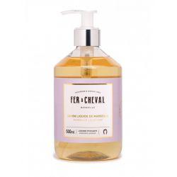 Savon liquide parfumé - 500 ml - Lavande vivifiante
