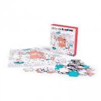 Puzzle Dans le jardin 56 pièces - Moulin Roty