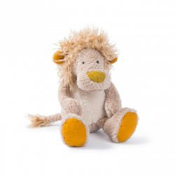 Peluche Petit lion - Les Baba Bou Moulin Roty