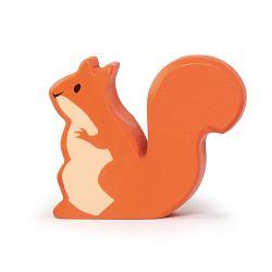 Petit écureuil en bois - Woodland Tender Leaf Toys