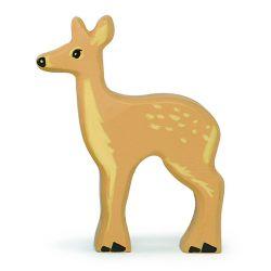 Petite biche en bois - Woodland Tender Leaf Toys