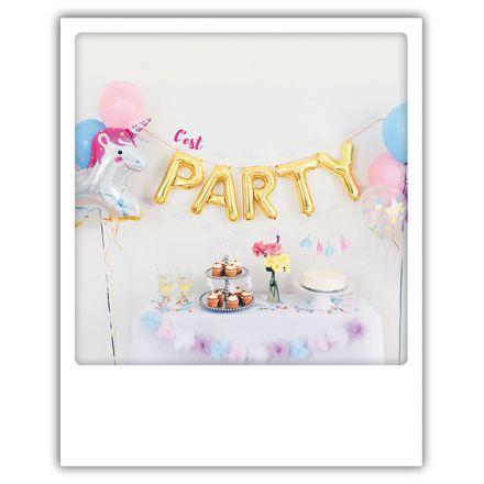 Carte pickmotion - C'est party