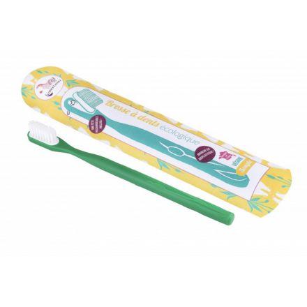 Brosse à dent rechargeable Méduim Vert - Lamazuna