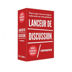 "Jeu ""lanceur de discussion - romance"""