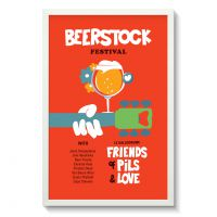 Affiche Gallodrome - Beersotck festival - GAL13
