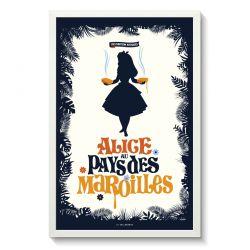 Affiche Gallodrome - Alice au pays des maroilles - GAL15