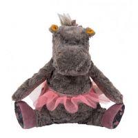 Hippopotame tout doux en tutu Moulin Roty Dès 10 mois