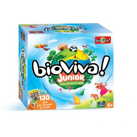 Bioviva Junior - le jeu naturellement drôle - BIOVIVA