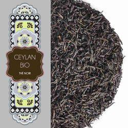 Sachet 100 g - Thé noir - Ceylan - Bio