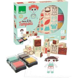 Coffret tampons