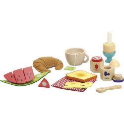 Jour de marché - Le petit déjeuner Vilac