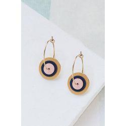 Boucles d'oreilles Kandinsky Shlomit