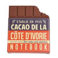 Notebook - Chocolat