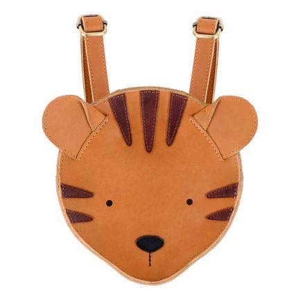 Petit sac à dos cuir Tigre - Donsje