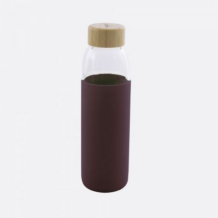 Bouteille en verre Point virgule - Rouge vin- 580 ml