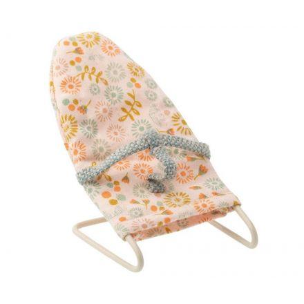 Petit siège relax bébé - Rose - Maileg