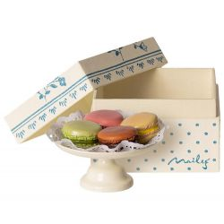 Macarons et coupe - Maileg