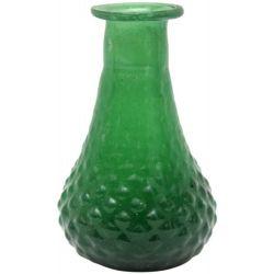 Petit vase verre recyclé - Vert