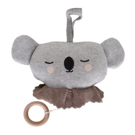 Mobile musical peluche - Koala