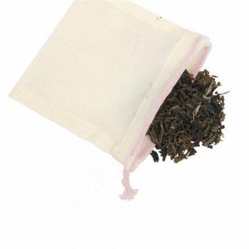 Lot de 5 sachets de thé réutilisables
