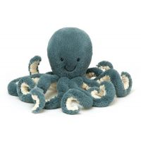 Peluche Jellycat - Poulpe Storm - Petite taille