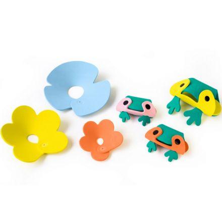L'étang à grenouilles - Construis ton propre jouet
