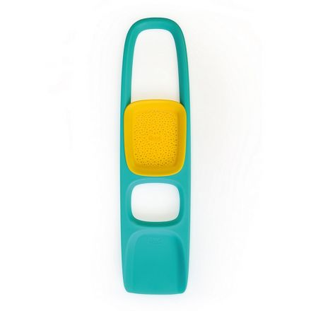 Scoppi - Pelle + tamis - Bleu et jaune