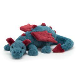 Peluche Jellycat - Dexter le dragon
