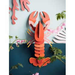 Homard géant en 3D - Lobster - Studio roof