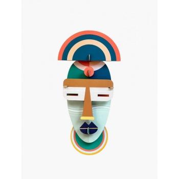 Masque géant en 3D -Brooklyn msk - Studio roof