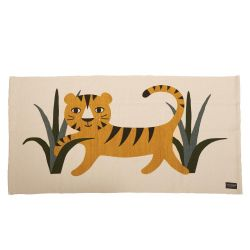 Tapis Tiger Roommate