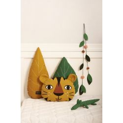 Coussin tigre Roommate