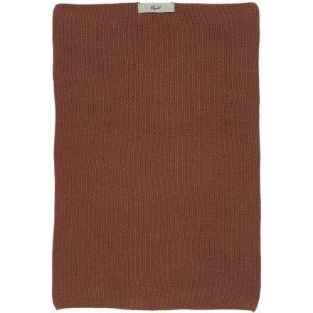 Grande serviette de table - Ocre