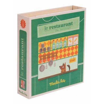 Coffret métier Le restaurant Moulin Roty