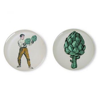 Set de 2 magnets - Arti show