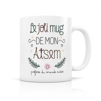 Mug en céramique - Atsem