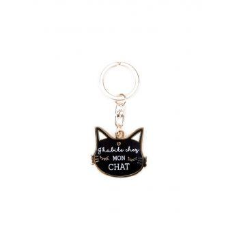 Porte clés - Mon chat