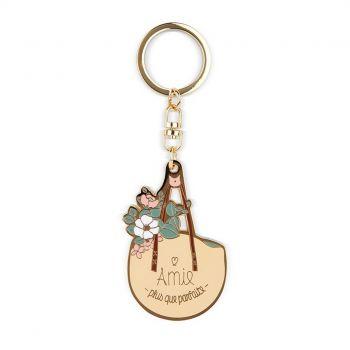 Porte clés - Amie