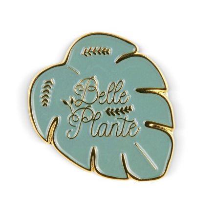 Pin's - Belle plante