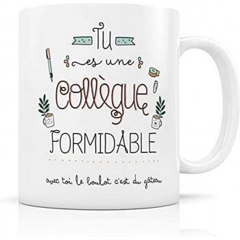 Mug céramique - Collègue