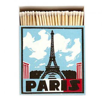 Grande boîte allumettes - Archivist - Paris