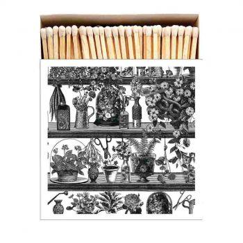 Grande boîte allumettes - Archivist - Potting shed