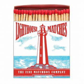 Grande boîte allumettes - Archivist - Stripley lighthouse