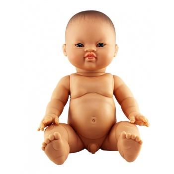 Poupée Gordis - Petit garçon d'Asie Minikane