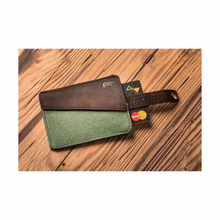 Portefeuille Handy - Vert menthe